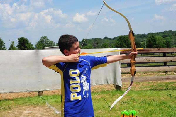 Archery - Camp Hi-Ho