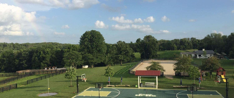 Camp Hi-Ho sports fields