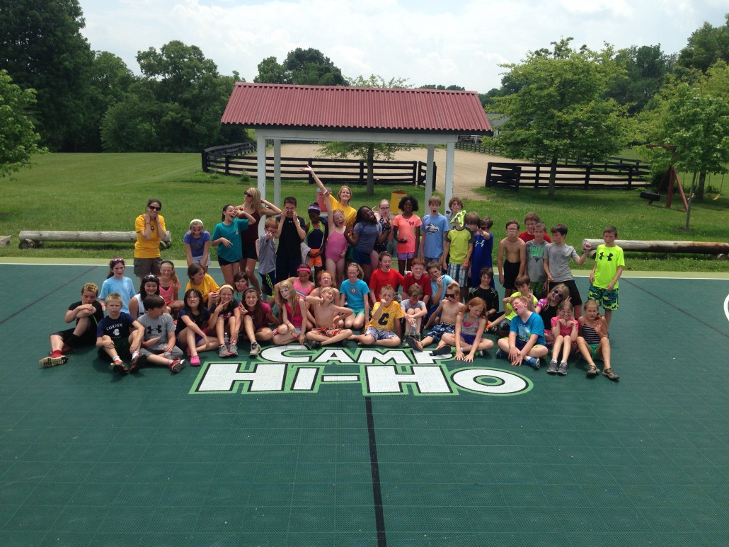 multi sport game court